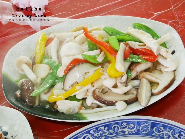 陽明山竹子湖附近餐廳青菜園 (17)