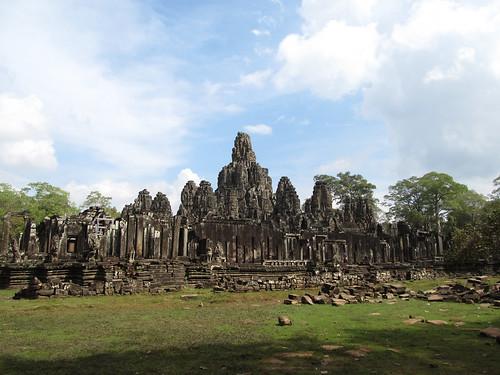 Angkor: le Bayon