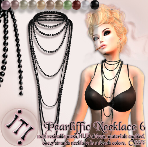 !IT! - Pearliffic Necklace 6 Image