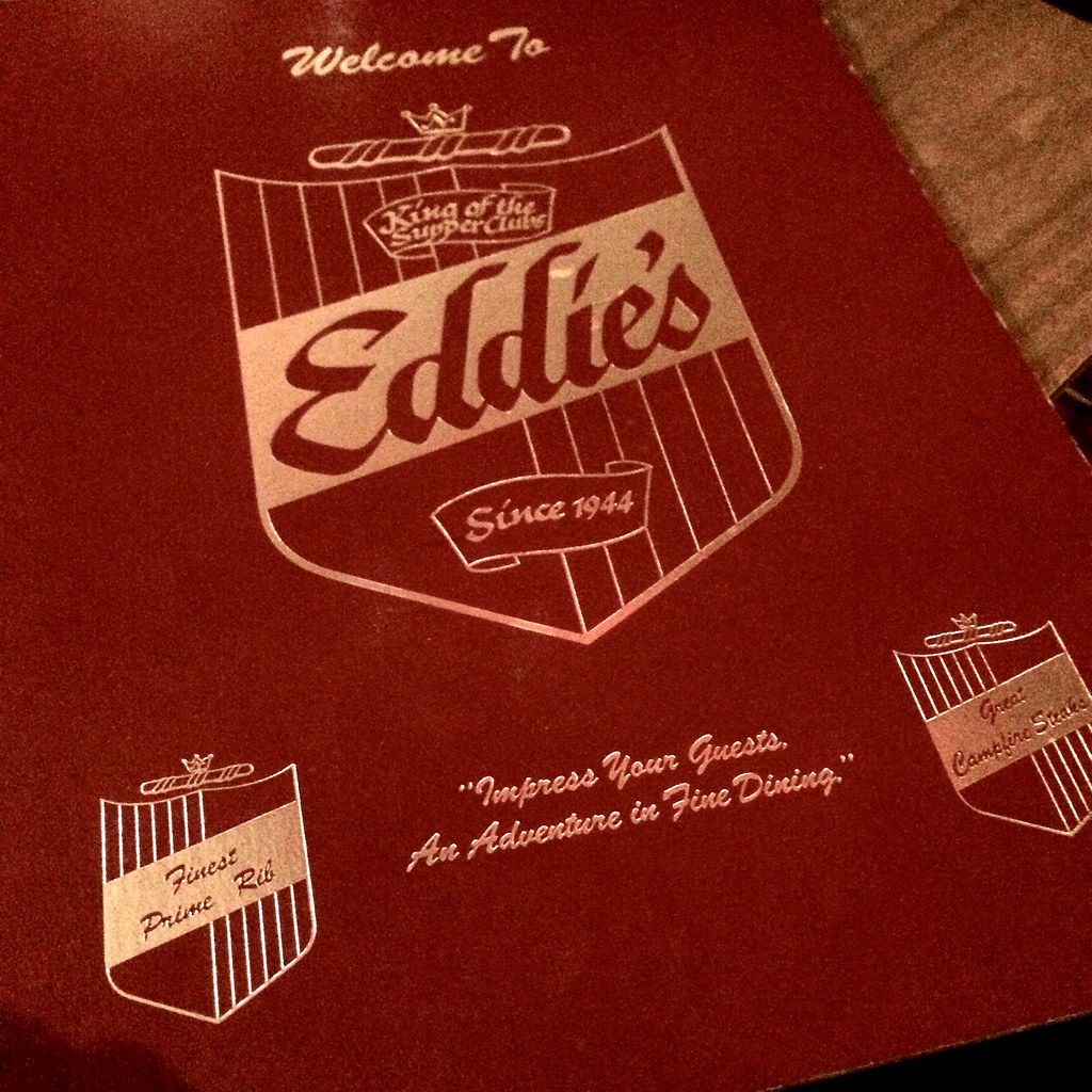 Eddie's Supper Club Great Falls Montana MT Retro Roadmap