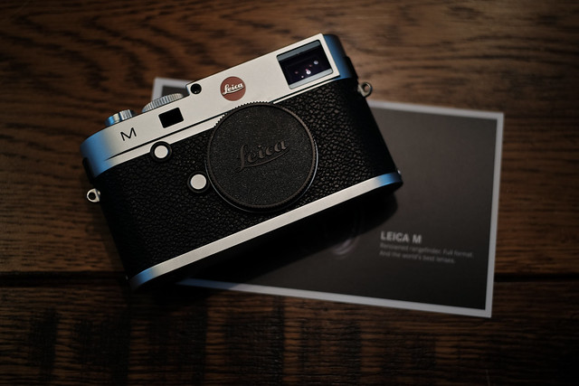 My Leica is back!!