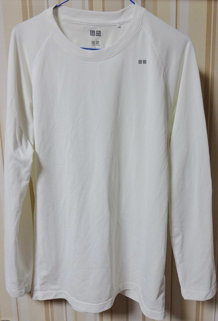 ユニクロドライEX長袖 #1