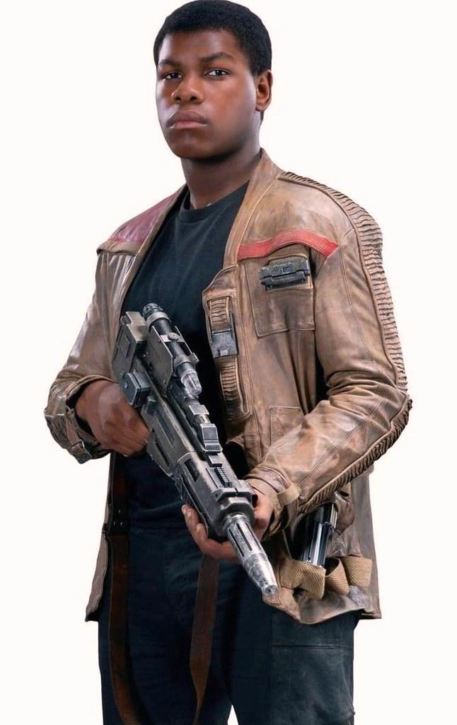 """你也可以加入抵抗勢力!《星際大戰:原力覺醒》""""波·戴姆倫""""抵抗勢力皮外套"""