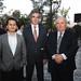 Ricardo Silva, Raúl Vigneaux y Jorge Jaramillo.