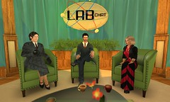 LAB CHAT IS ABOUT TO START