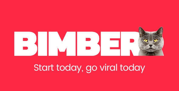Bimber v3.1.1 – Viral & Buzz WordPress Theme