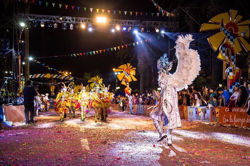 Carnaval Con La Fuerza Del Sol 2016 (Día 1)