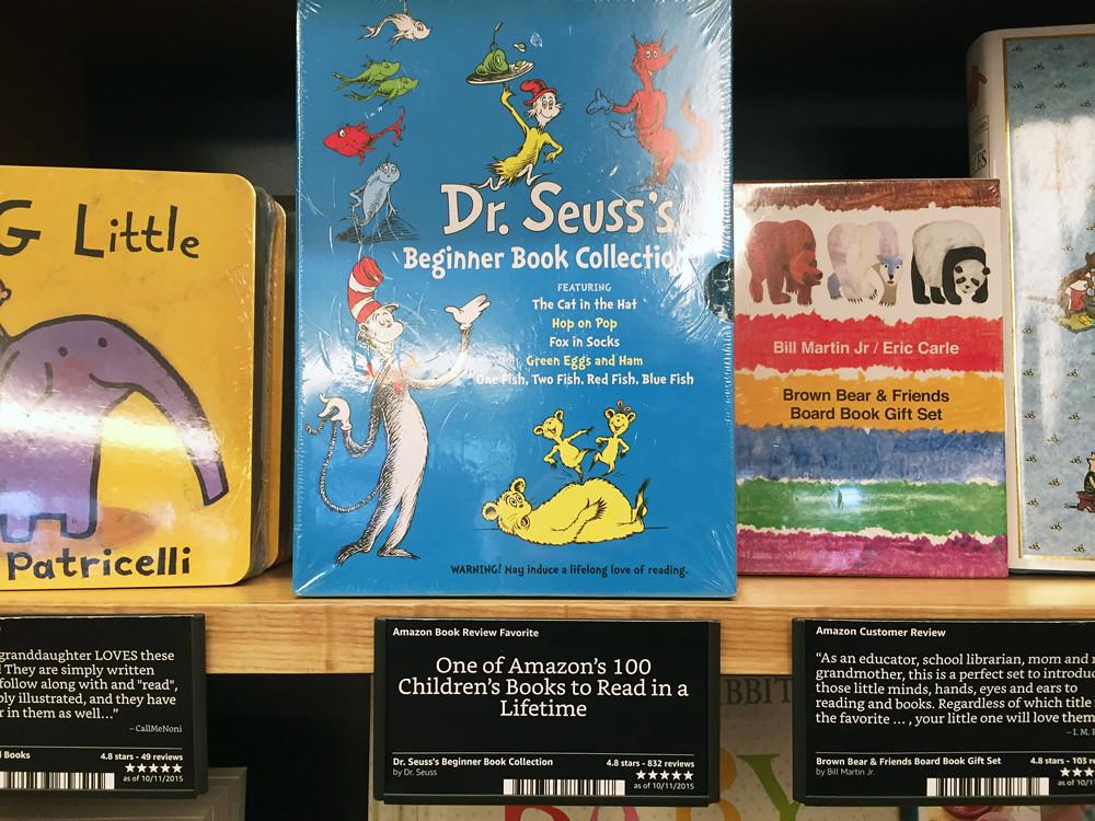 Amazon Books 6