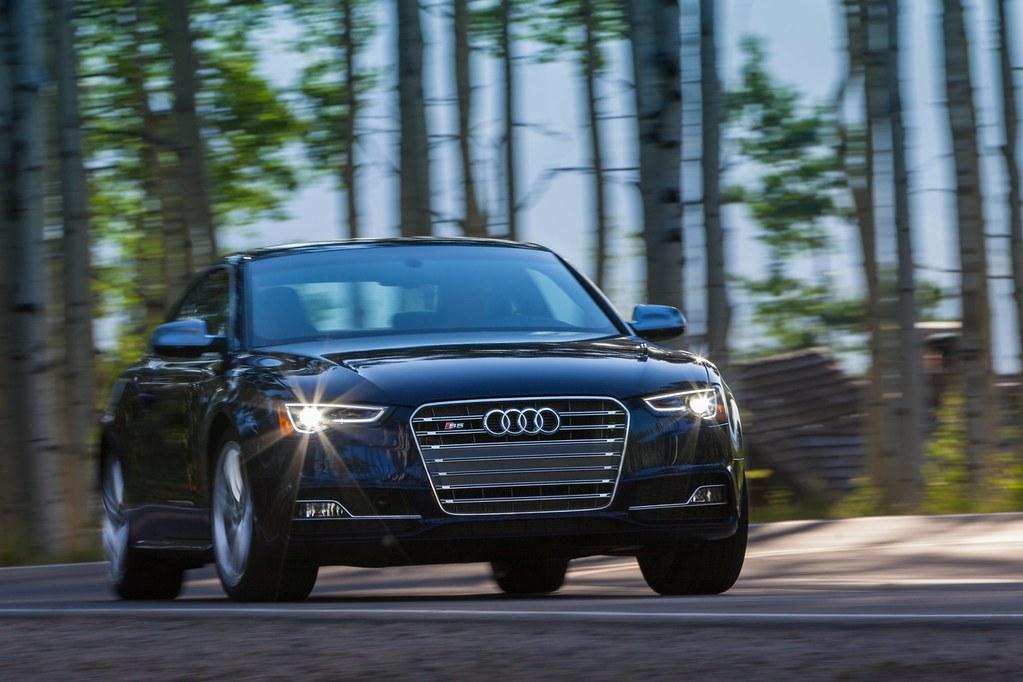 2016 Audi S5 Coupe 3.0T quattro S tronic