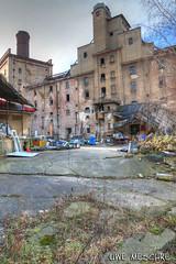 Ehemalige Malzfabrik in Dresden