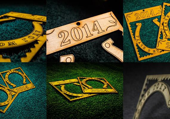 Collage of photos for the company &#171Altaisky souvenir&#187.