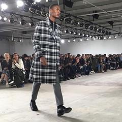 Timo Weiland FW16 coat. #wemadethat #fw16 #nymfw #nyfw #timoweiland