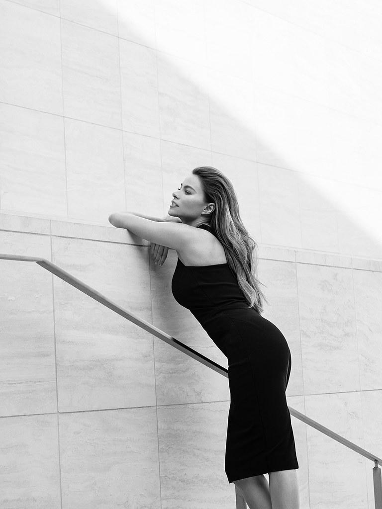 София Вергара — Фотосессия для «The Edit» 2016 – 2