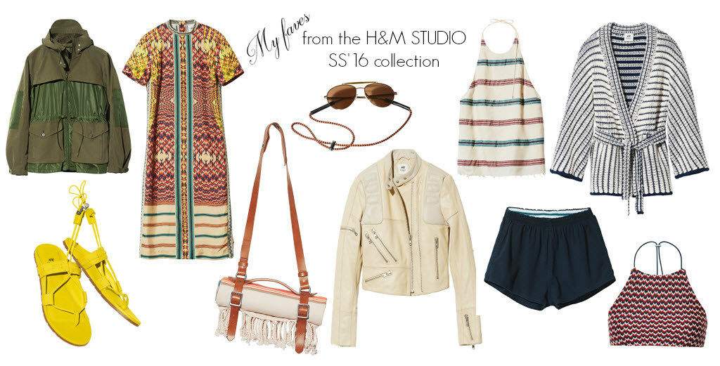 H&M Studio SS 16 collection favorites