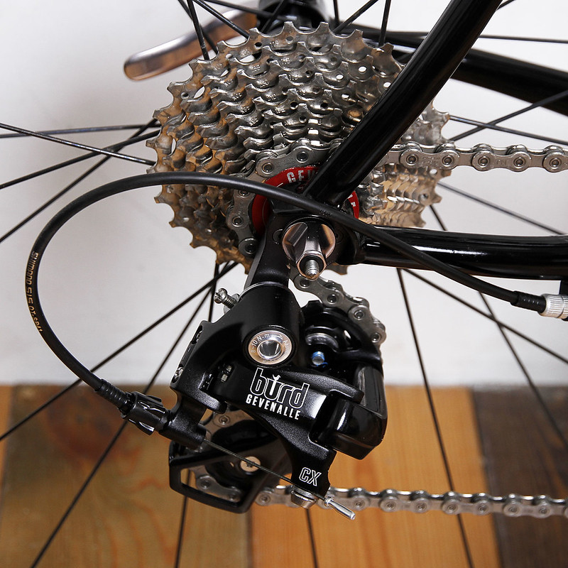 Cassettes, Freewheels & Cogs Cycling Provided Dia-compe Gran Compe Hub Lock Ring Volume Large