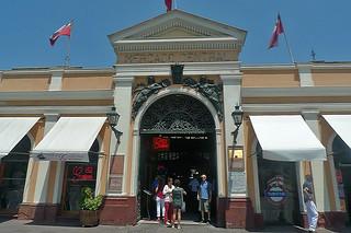 Santiago - Mercado Central