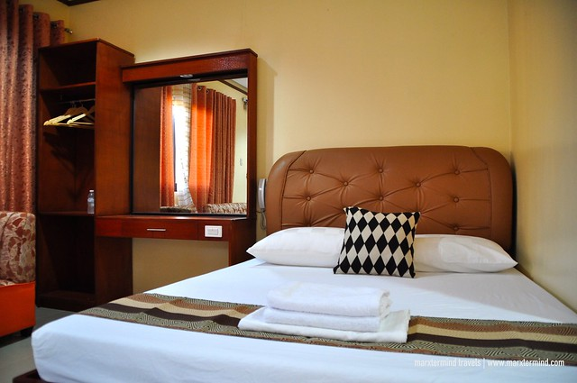 Double Bed at Family Room Rema Tourist Inn