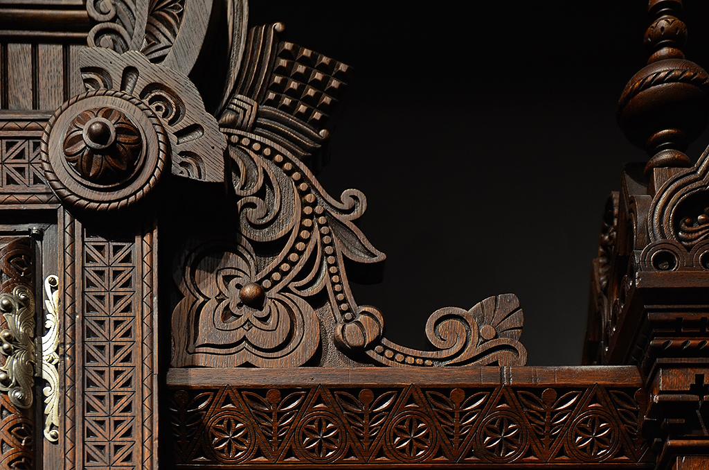 Bookcase Leo Tolstoy 09