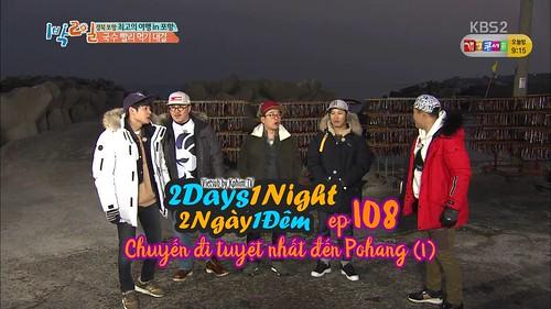 [Vietsub] 2 Days 1 Night Season 3 Tập 108