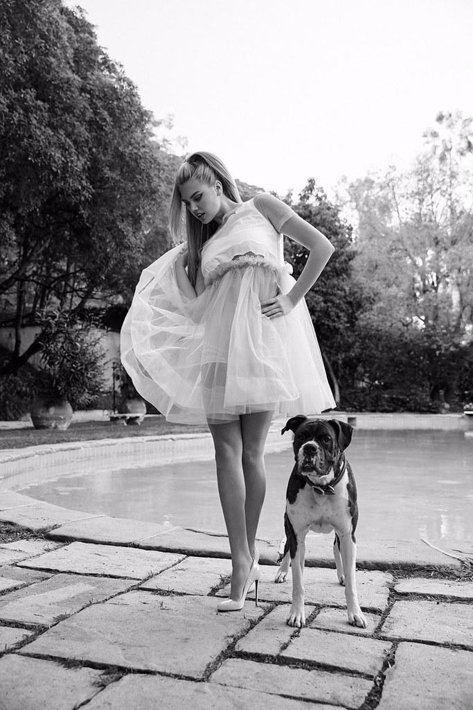 Кейт Аптон — Фотосессия для «V» 2016 – 6