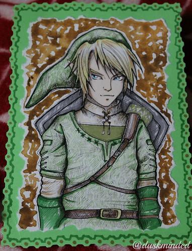Link-kortti♥