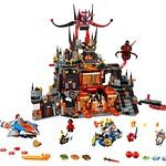 LEGO Nexo Knights Jestro's Volcano Lair (70323)