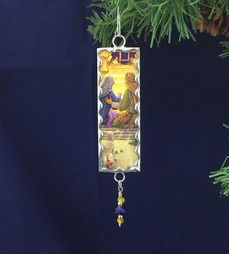soldered ornament