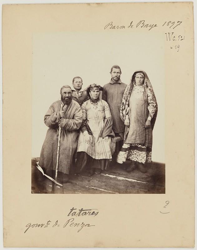 1896-1897. 68 phot. de Russie d'Europe  par le baron de Baye (21)
