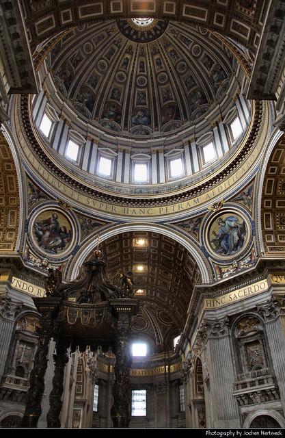 JH_1982 - Basilica di San Pietro, Vatican City