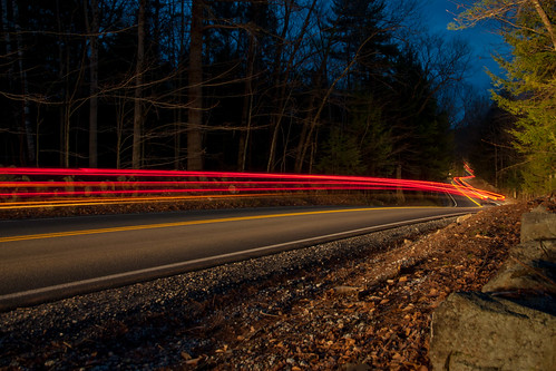 light motion night trails nh salisbury streaks carlights stateroute