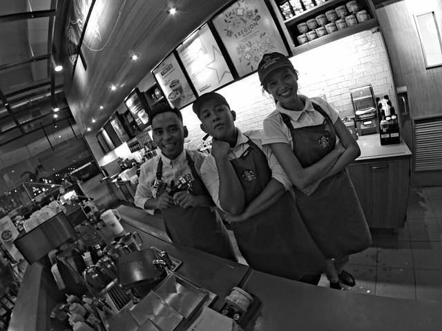 Starbucks Bonifacio Stopover