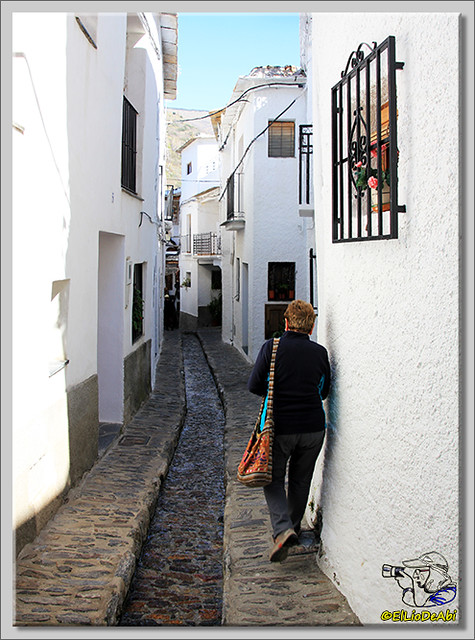 Conociendo la Alpujarra, Pampaneira (3)