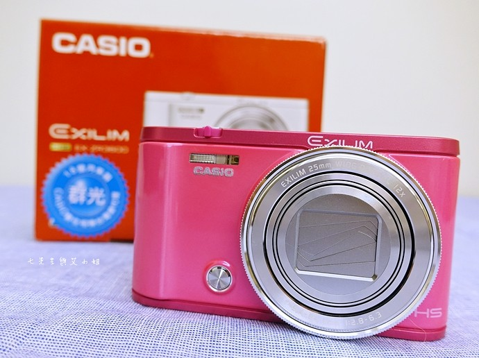 1 CASIO EX-ZR3600 自拍神器