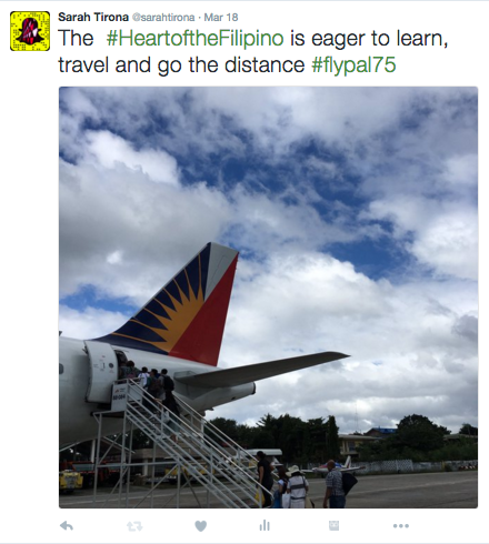 the heart of the filipino