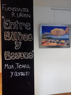 """""""Entre BIlbao y Baiona"""""""