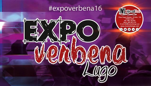 Musicalia 2016 - Expoverbena - logo