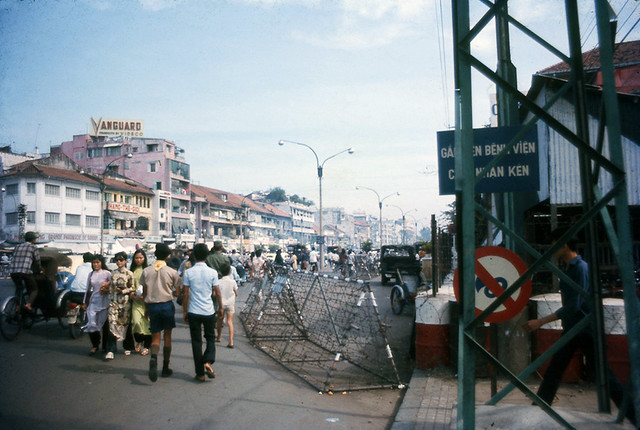 SAIGON 1972 - Đại lộ Lê Lợi