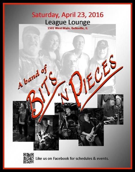 Bits 'n Pieces 4-23-16