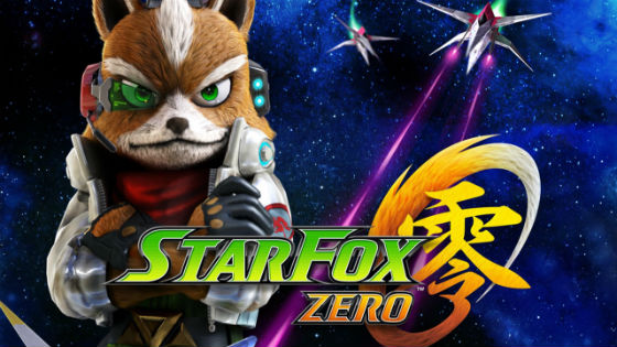 Star Fox Zero - Launch Trailer released