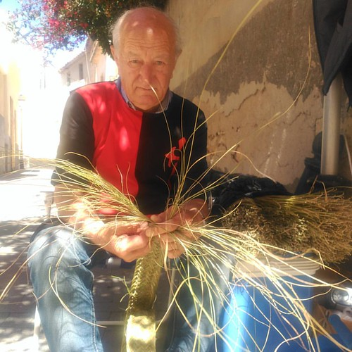 Una muestra de la artesanía en #CidMedieval #visitmonforte #costablanca #igersalicante #igersspain
