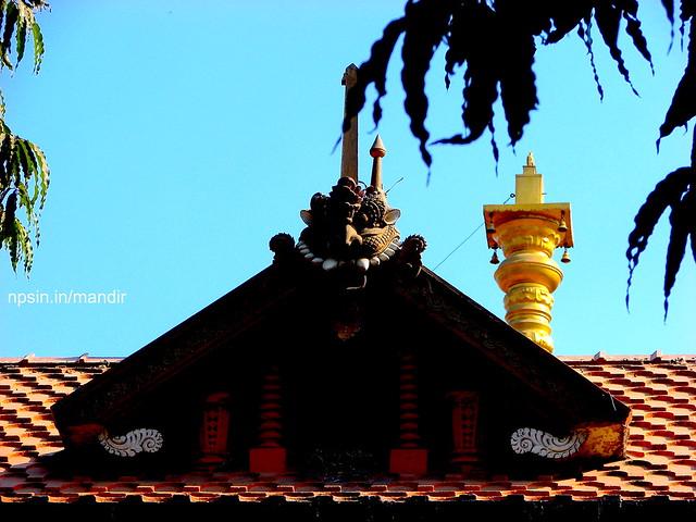 Top of The Main Gate Shikhar