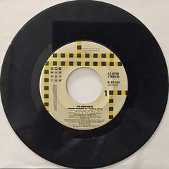 PET SHOP BOYS:DOMINO DANCING(RECORD SIDE-A)
