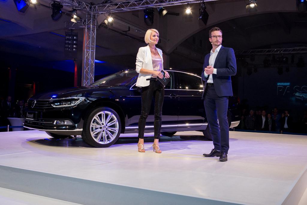 Einführung VW Passat Dresden