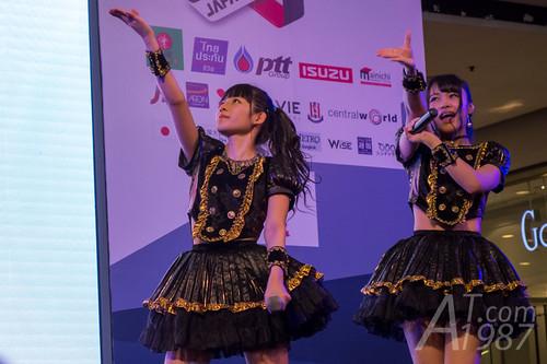 READY TO KISS at Japan Expo Thailand 2016