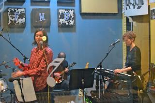 29 Hour Music People live on WFMU