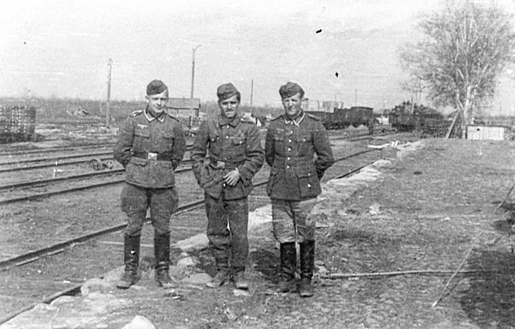 Domingo Rodríguez Romera DIVISION AZUL albaceteños frente ruso 1941