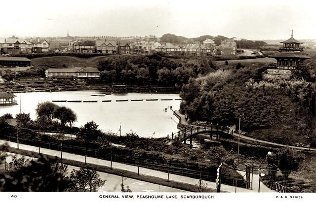Peasholm Park
