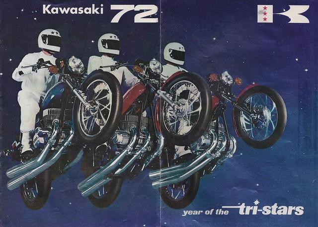1972 Kawasaki 1