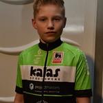Ploegvoorstelling 2016 Kalas Cycling Team 99