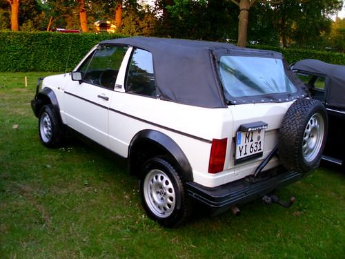 Biagini-FIAT VW Golf Passo 4x4